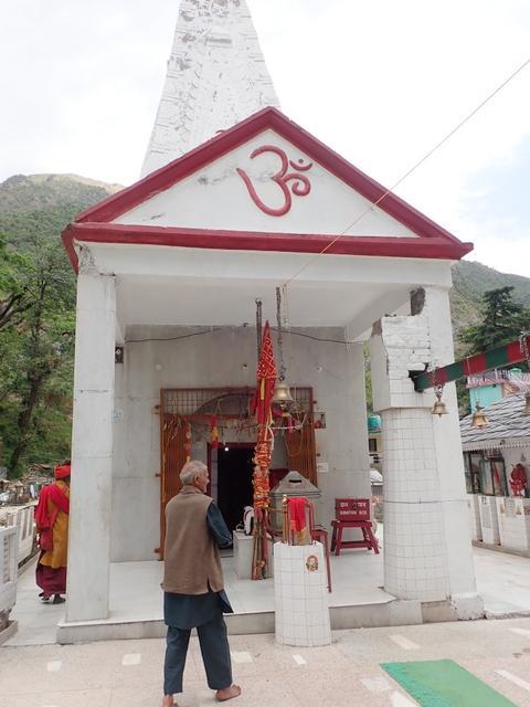 バグス村 ヒンズー寺院