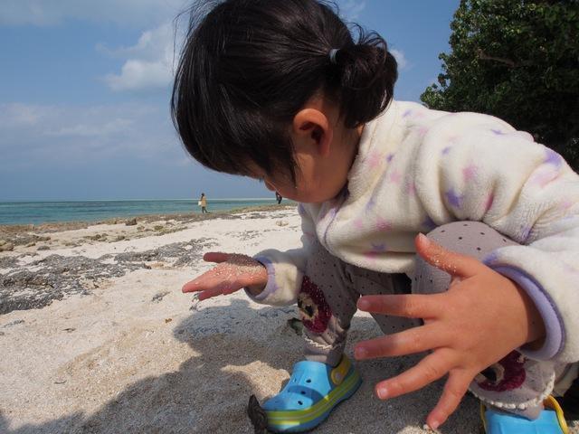 竹富島 カイジ浜