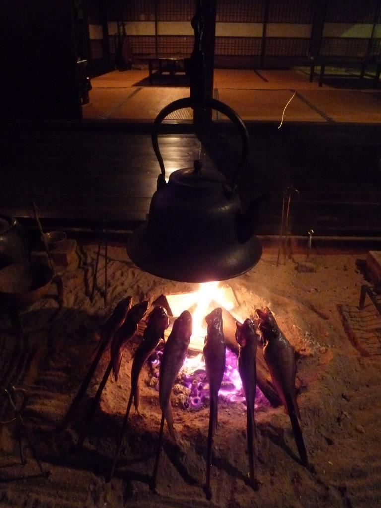 岩手 苫屋 料理